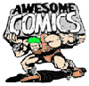 www.awesomecomicsonline.com, 15% off new comics Subscription Service, Dallas Tx premier Comic Shop of Marvel, DC, Spider-Man, Batman, X-men, Happy Medium, Riff Schlitz
